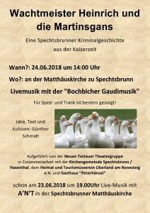 Wachtmeister Heinrich und die Martinsgans - Plakat-page0001